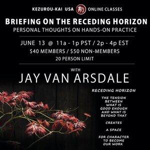 Briefing on the Receding Horizon June 13, 2020