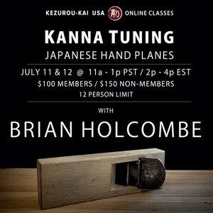 Kanna Tuning July 11 - 12, 2020