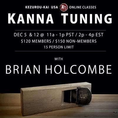 Kanna Tuning December 5 & 12, 2020