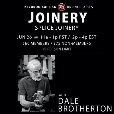 Splice Joinery - Dale Brotherton