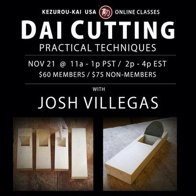 Dai Cutting Josh Villegas