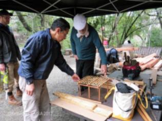 Hakone Gardens Redwood Arbor Project 01